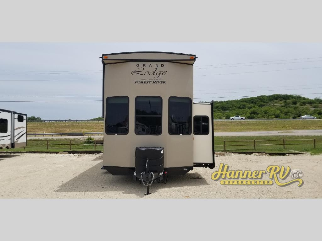 New 2020 Forest River RV Wildwood Grand Lodge 42DL