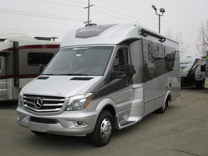 Mercedes Benz Rv >> New 2019 Regency Rv Ultra Brougham Ub25mb Motor Home Class B Diesel King Bed Beautiful