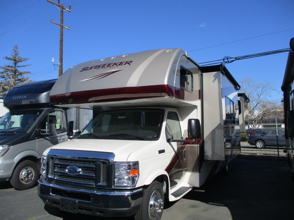New 2019 Forest River RV Sunseeker 2860DS Ford Motor Home
