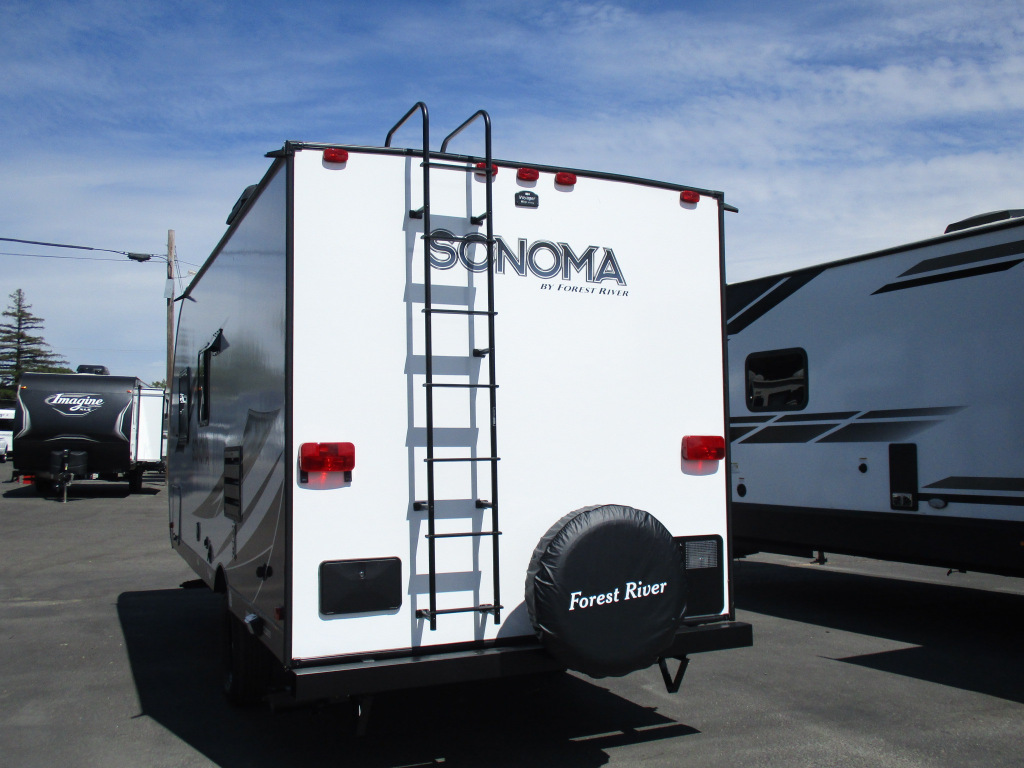New 2020 Forest River Rv Sonoma 1672rb Travel Trailer At