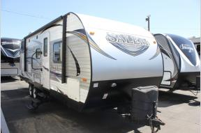 Used 2017 Forest River RV Salem 26TBUD Photo
