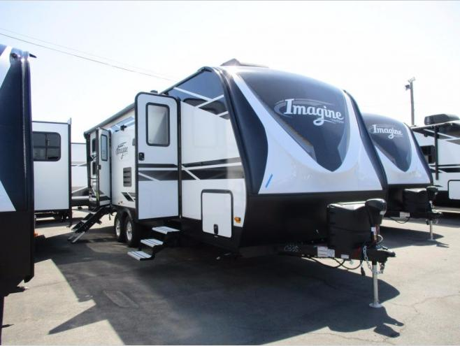 New 2020 Grand Design Imagine 2800bh Travel Trailer Happy Families Choose Happy Daze
