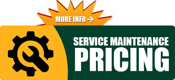 Service Maintenance Pricing