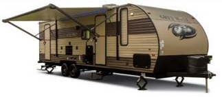Work and Play Travel Trailers for sale at Hitch RV