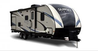 Sunset Trail travel trailers for sale at Hitch RV