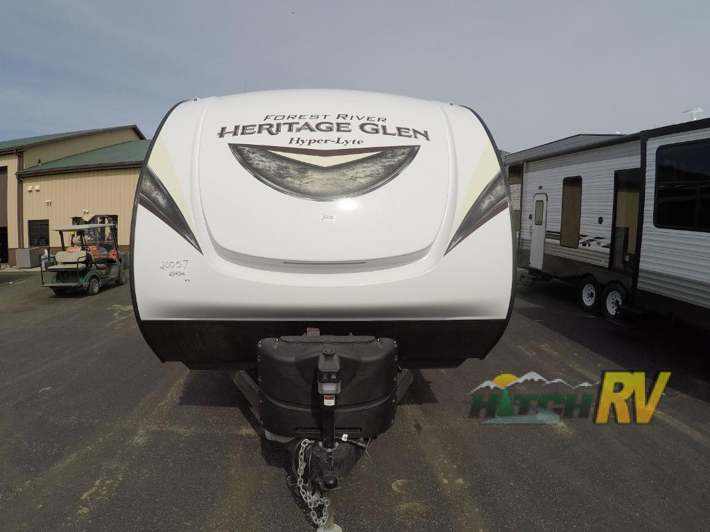 New 2020 Forest River Rv Wildwood Heritage Glen Hyper Lyte