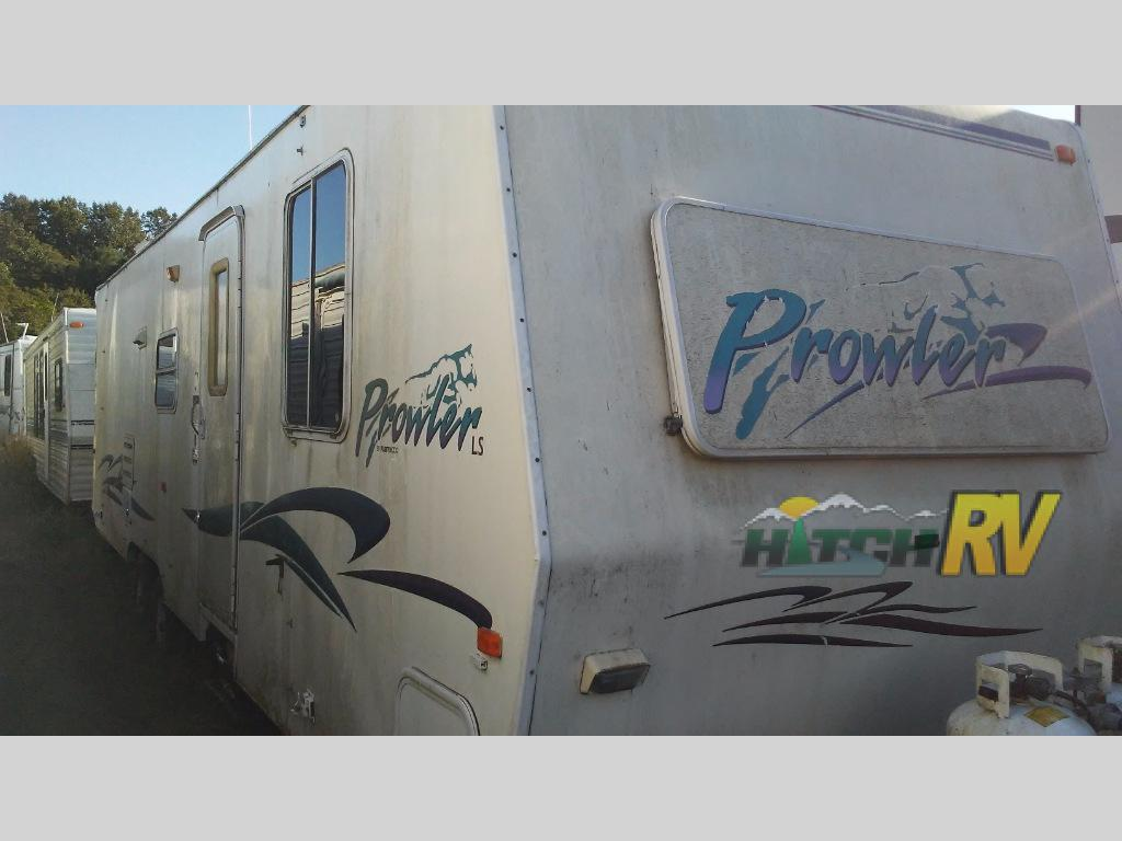 Used 1999 Fleetwood Rv Prowler 31g Travel Trailer At Hitch
