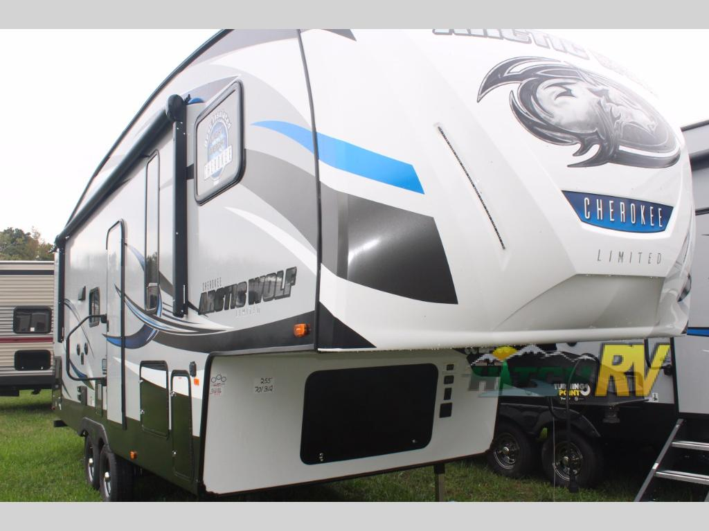 New 2018 Forest River Rv Cherokee Arctic Wolf 255drl4