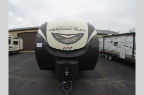 New 2019 Forest River RV Wildwood Heritage Glen LTZ 283RK Photo