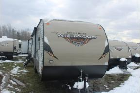 New 2018 Forest River RV Wildwood 28RLSS Photo