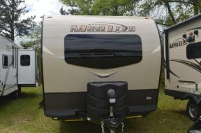 New 2021 Forest River RV Rockwood Mini Lite 2109S Photo