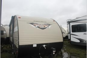 New 2018 Forest River RV Wildwood FSX 187RB Photo