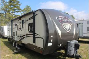 Used 2014 Forest River RV Wildwood Heritage Glen 272BH Photo