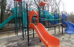 Outdoor playground