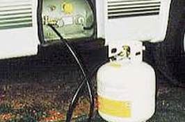 rv propane gas