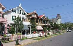 victorian cape may