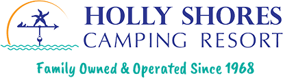 holly shores logo