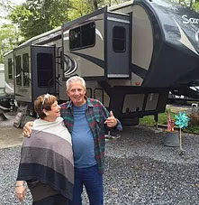 rv couple