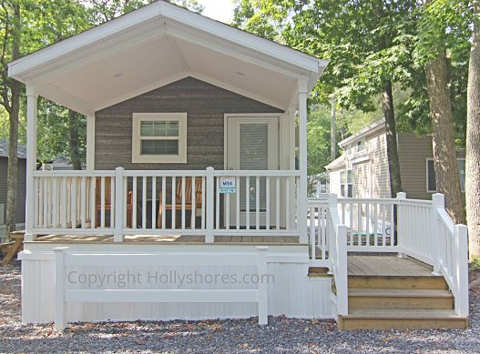 Tiny Houses And Cabin Rentals In Cape May Nj Holly Shores