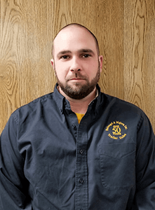 MIKE BUTLER  Service Manager