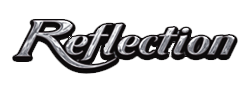 Reflection Brand Logo