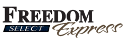 Freedom Express Select Brand Logo