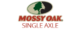 Mossy Oak Single Axle