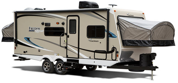 Coachmen RV Freedom Express Ultra Lite Expandable