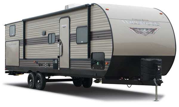 Forest River RV Wildwood Travel Trailer