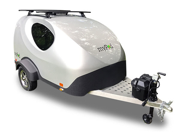 Liberty Outdoors MyPod Teardrop Trailer