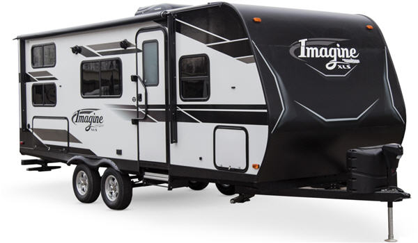 Grand Design Imagine XLS Toy Hauler Travel Trailer