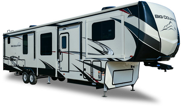 Heartland Big Country Fifth Wheel
