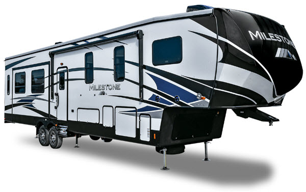 Heartland Milestone Fifth Wheel