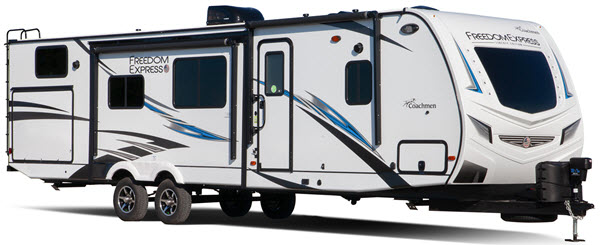 Coachmen RV Freedom Express Liberty Edition Travel Trailer