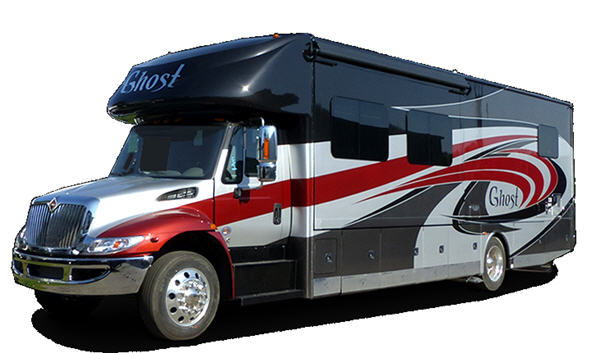 NeXus RV Ghost Motor Home Super C - Diesel
