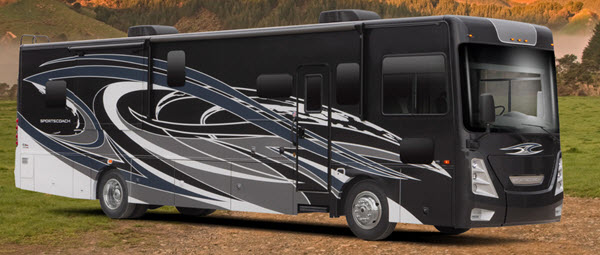 Coachmen RV Sportscoach SRS Motor Home Class A - Diesel