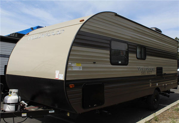 Forest River RV Wildwood Select Travel Trailer