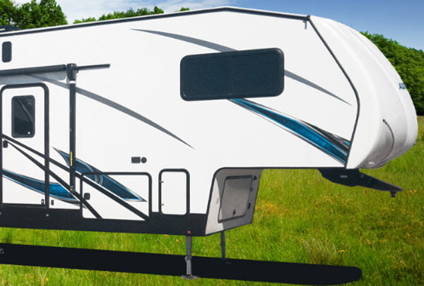 Coachmen RV Adrenaline Toy Hauler Fifth Wheel