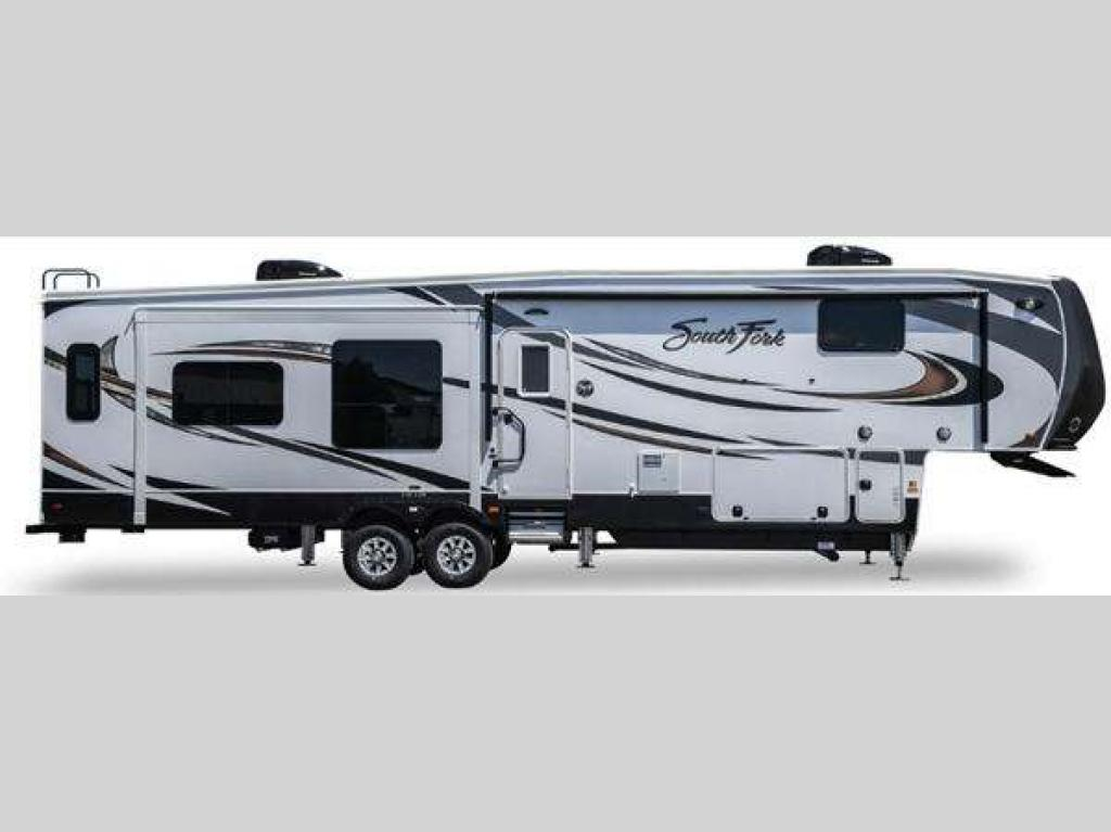 South Fork Fifth Wheel Rv Sales 4 Floorplans