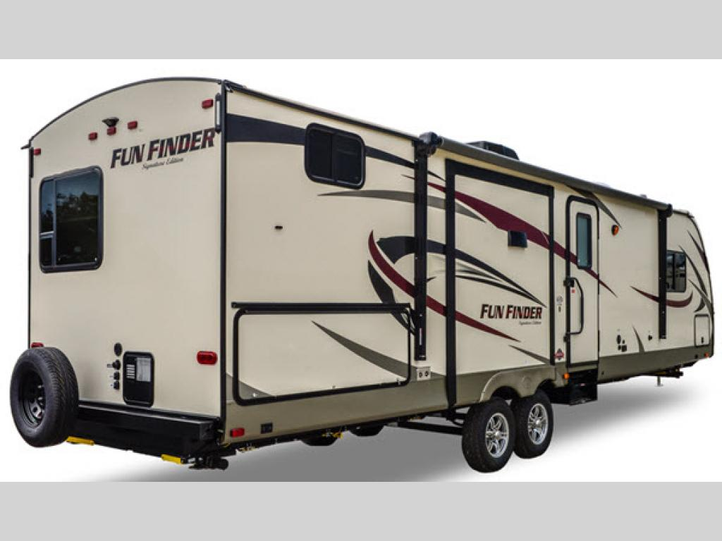Fun Finder Signature Edition Travel Trailer Rv Sales 4