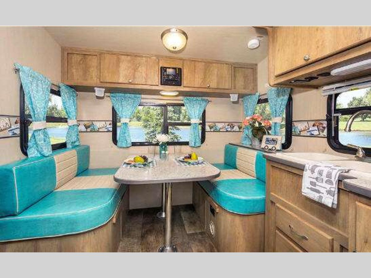 Vintage Cruiser Travel Trailer | RV Sales | 12 Floorplans