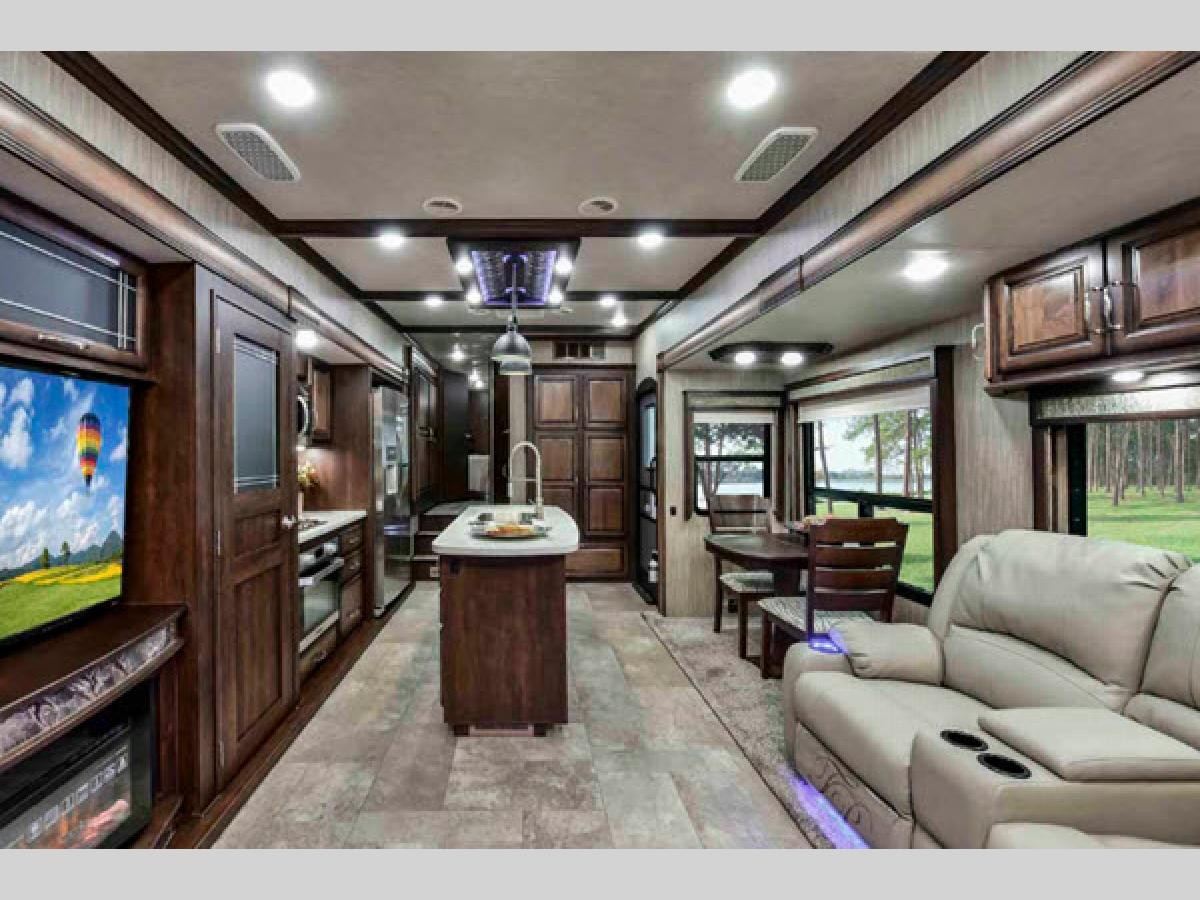 Heartland Country Fifth Wheel Rvs For
