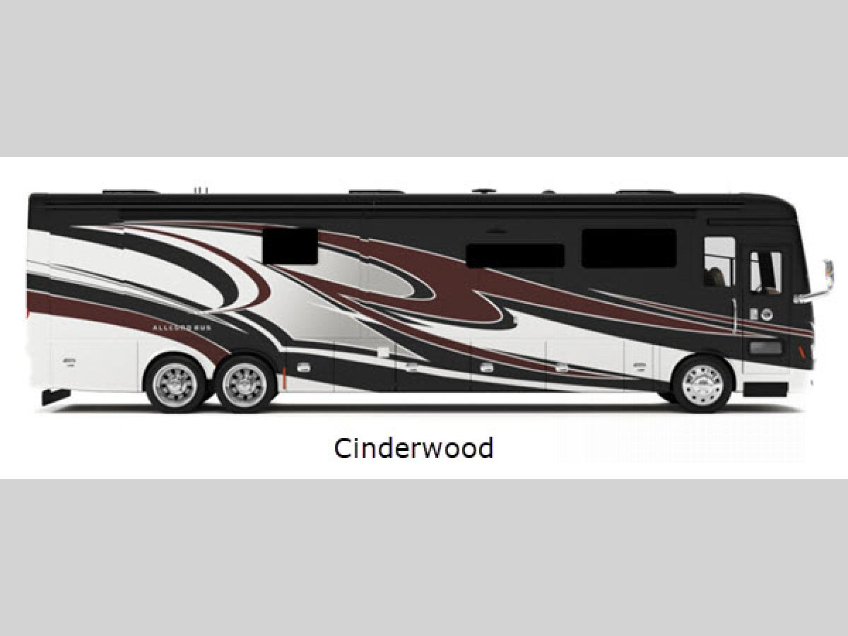 Allegro Bus Motor Home Class A Diesel Rv Sales 7 Floorplans Tiffin Motorhome Wiring Diagram Previous