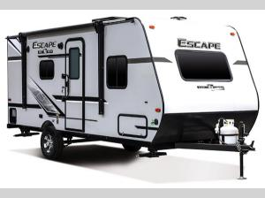 Outside - 2019 Escape E161RB Travel Trailer