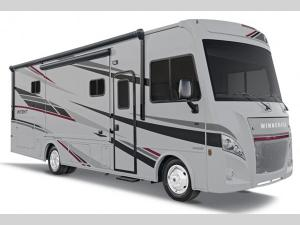 Outside - 2021 Intent 30R Motor Home Class A