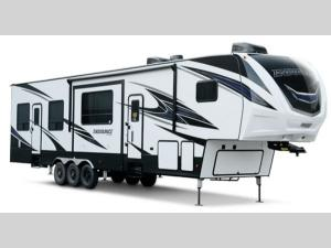 Outside - 2019 Endurance 3586 Toy Hauler Fifth Wheel