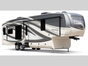 Outside - 2015 Pinnacle 38FLFS Fifth Wheel