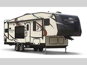Outside - 2014 Travel Star 286RLS Fifth Wheel