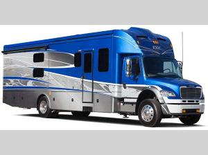 Outside - 2017 DX3 37RB Motor Home Class C - Diesel