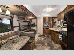 Outside - 2017 Longhorn ReZerve LTZ34RL Travel Trailer